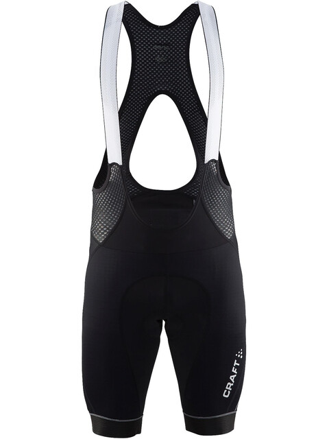 Craft Verve Bib Short Men Black